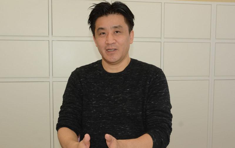 バンダイベンダー事業部の誉田恒之氏