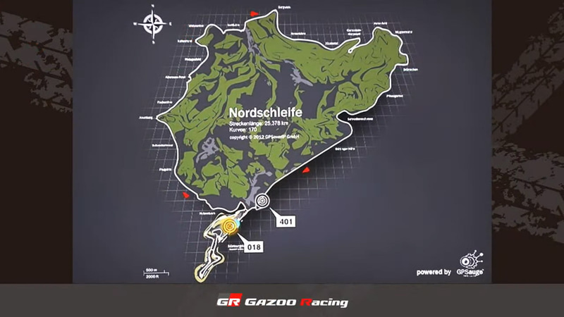 """広大な敷地を使うこのサーキットには""""世界の全ての道がある""""と評され、世界中の自動車メーカーがテストに使用する聖地"""