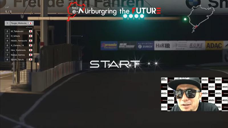 こわい! なんでこんな環境で走れるんだろ…やっぱりプロドライバーってすごい…