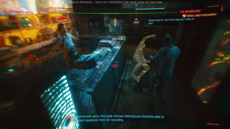 人の脳から情報を抜き取りそれを検証することができる「BD(ブレインダンス)」。記録者を外から眺め、様々な情報が得られる