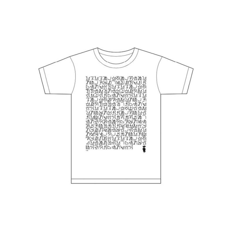 「SIREN/Tシャツ(闇人文字)/白」価格:1,655円(税込)