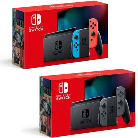 Nintendo Switch 本体 32,970円(税込)