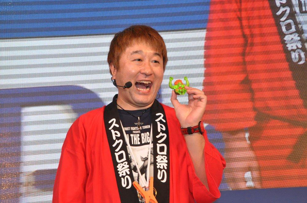 飾らないキャラクターで多くのゲームファンに愛された小野義徳氏