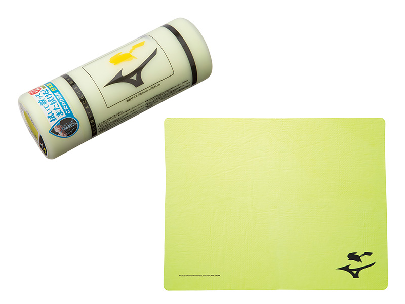 "<strong class=""em "">「MIZUNO スイムタオル ピカチュウ」</strong>/価格:2,750円(税込)"
