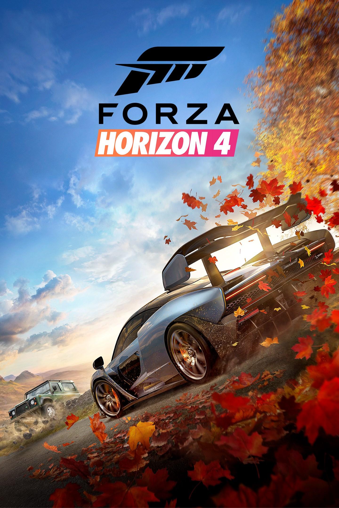 Forza Horizon 4 標準版/セール価格:3,726円(税込、50%オフ)