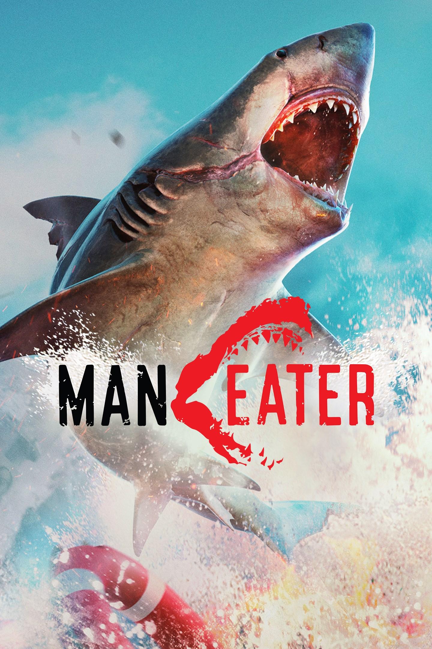 Maneater/セール価格:4,185円(税込、10%オフ)