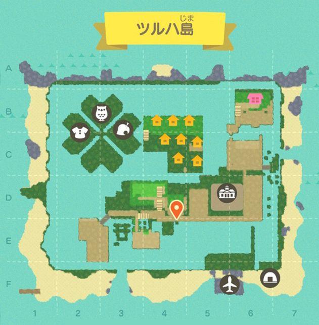 日本列島と四つ葉のクローバーをイメージした形になっている