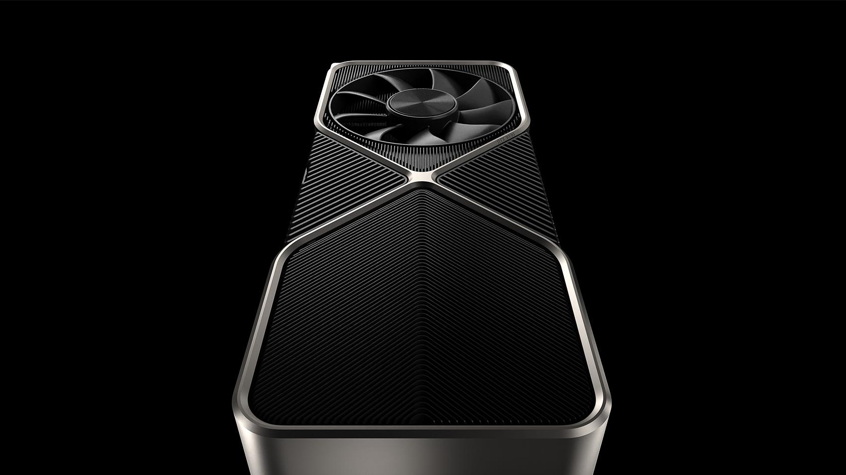 GeForce RTX 3090は最上位モデルで、3つのスロットを消費し、奥行きも大きくなっている。9月24日に1,499ドルで販売が開始される。日本では229,800円という予価が示されている(出典:NVIDIA)