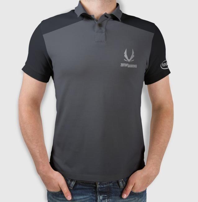 ZOTAC ポロシャツ