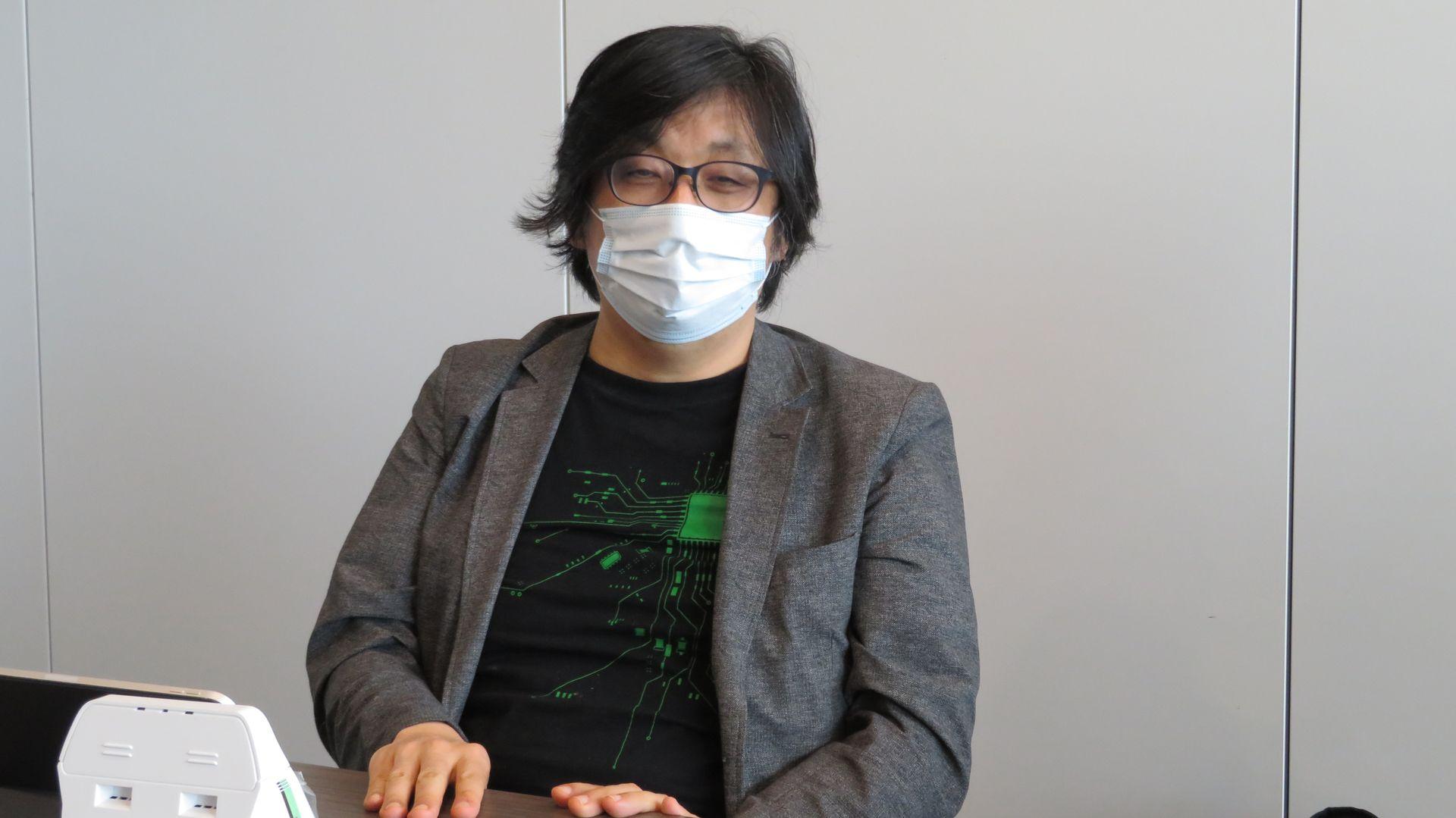 エムツーの堀井直樹氏