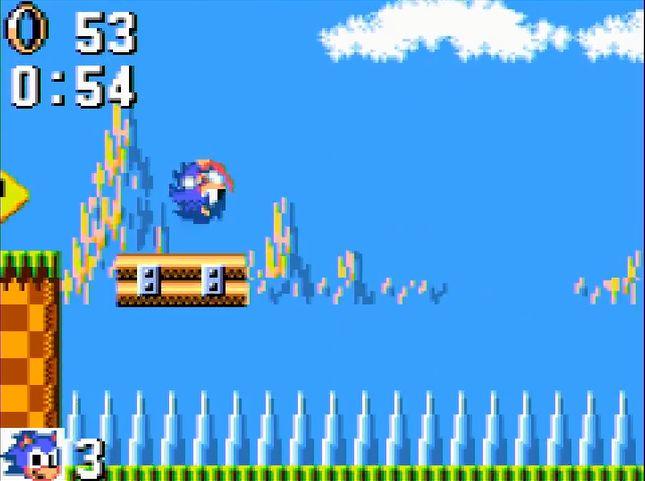 落ちると即ミスになる場所が多いので、正確なジャンプ操作が要求される
