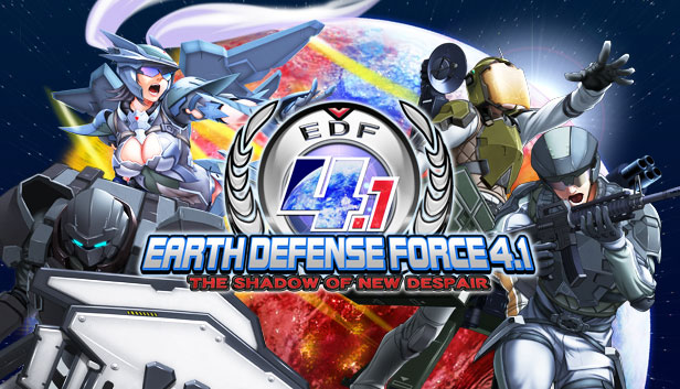 「EARTH DEFENSE FORCE 4.1 The Shadow of New Despair」25%オフ1,641円(税込)
