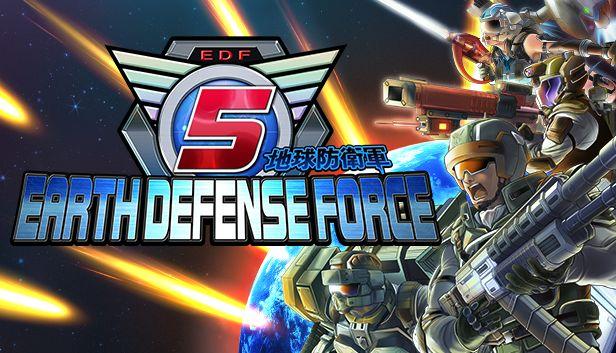 「EARTH DEFENSE FORCE 5」50%オフ2,990円(税込)