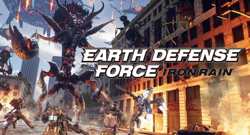 「EARTH DEFENSE FORCE: IRON RAIN」70%オフ1,794円(税込)