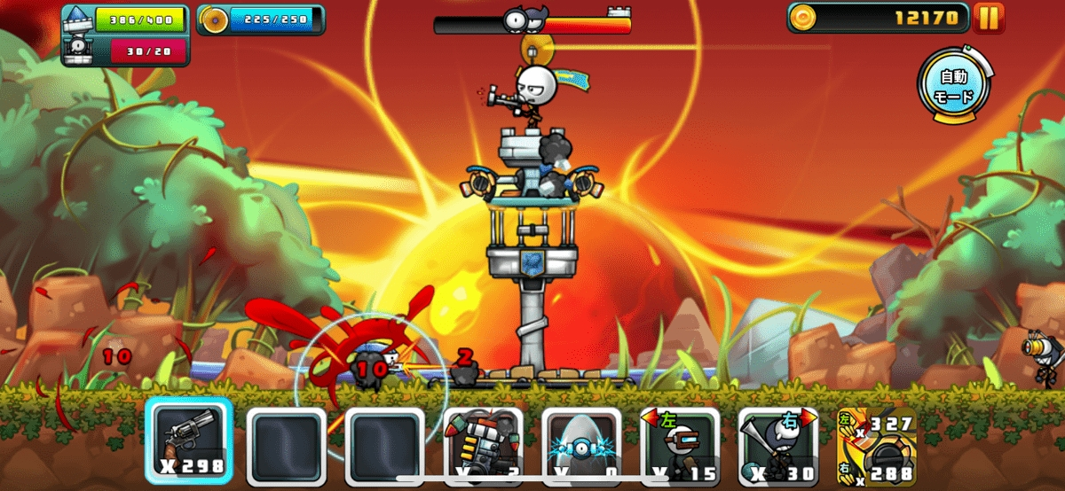 ゲームリノベーション事業として手がけたタイトルの第1弾「カートゥーン大戦争(英題:CARTOON DUEL)」。ゲームエンジン改修のほか、バランスやシステムの見直しで遊びやすさを実現した