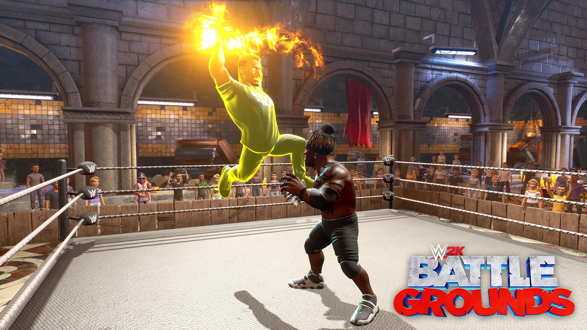 グロンクスター vs Rトゥルース
