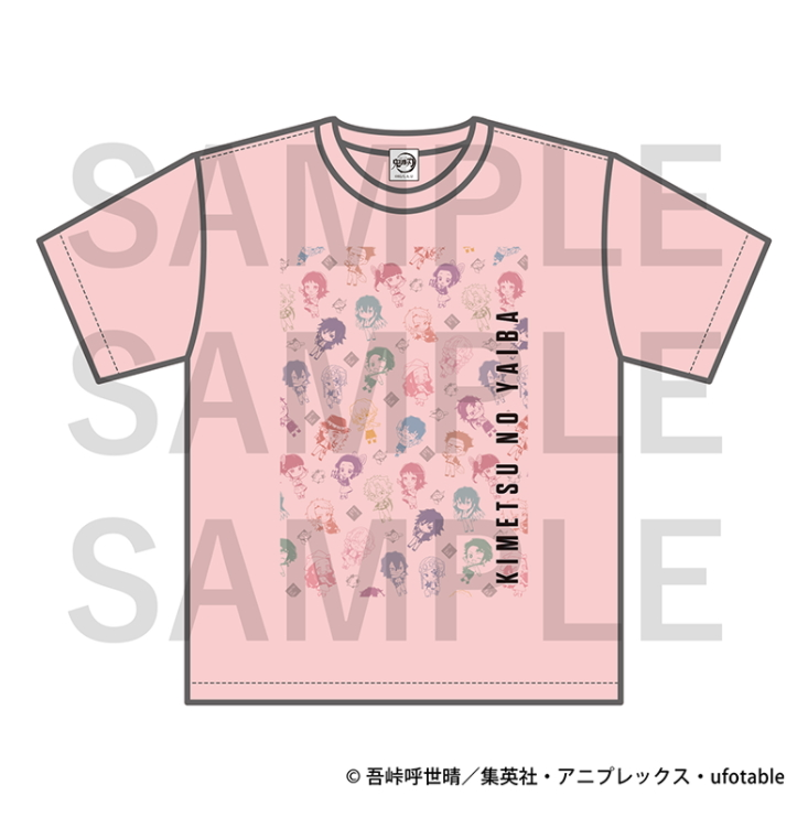 TシャツB(全1種)価格:2,750円(税込)