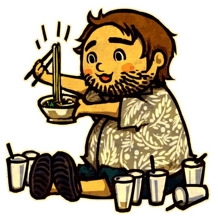 河本信昭氏(第三開発事業本部 リードゲームデザイナー)