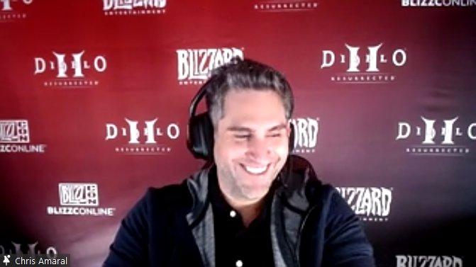 「Diablo II: Resurrected」アートリードのChris Amaral氏