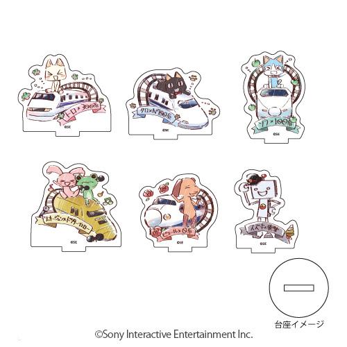 アクリルぷちスタンド(ブラインド)価格:800円(税別)