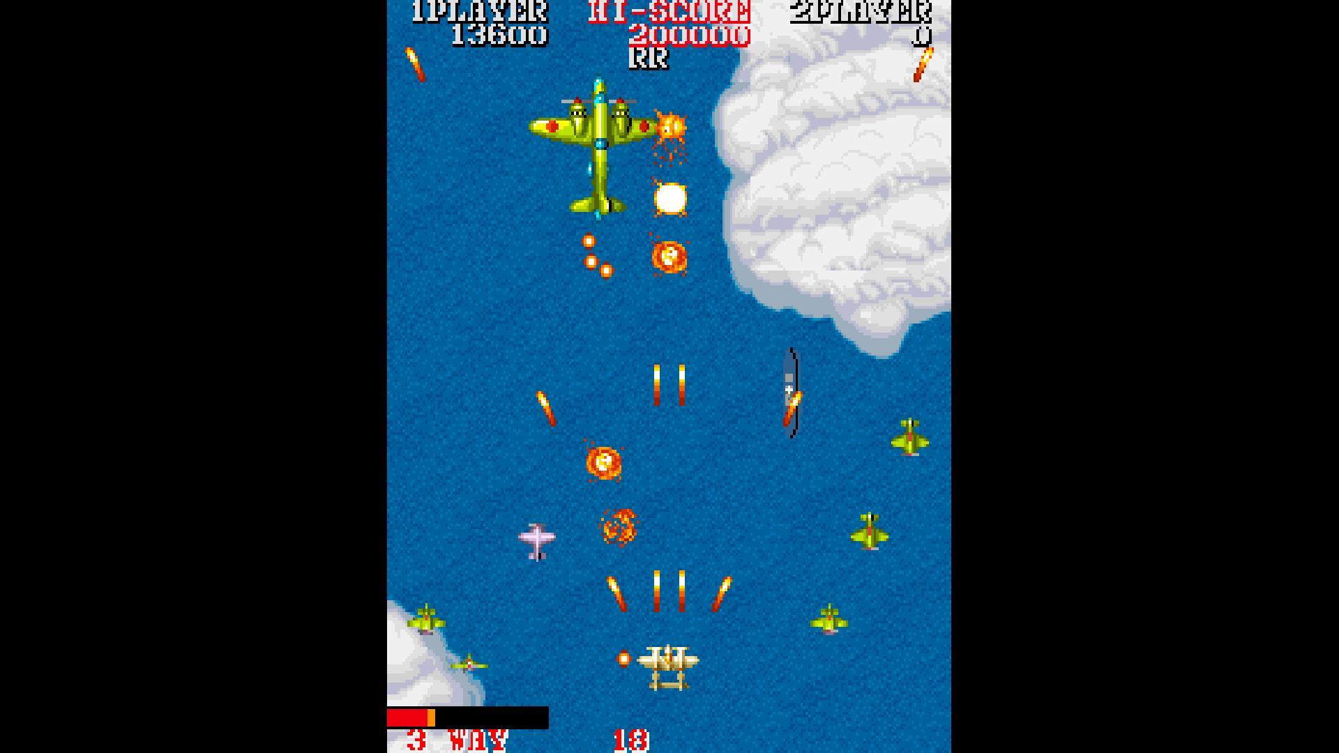 「Capcom Arcade Stadium(無料)・1943 - ミッドウェイ海戦 -」