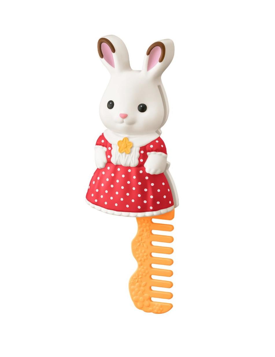 ショコラウサギの女の子 コーム