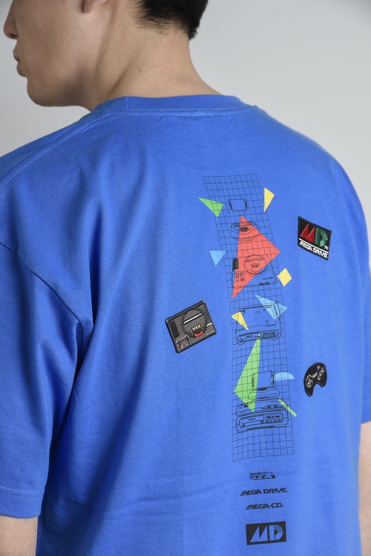 メガドライブTシャツ
