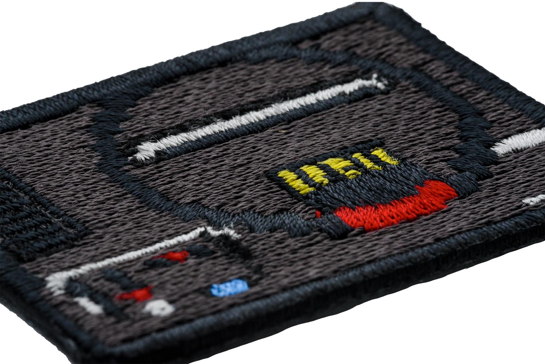 セガハードウェア 2way刺繍ワッペン<メガドライブ>