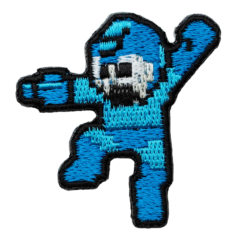 ロックマン 2way刺繍ワッペン<ロックマン>