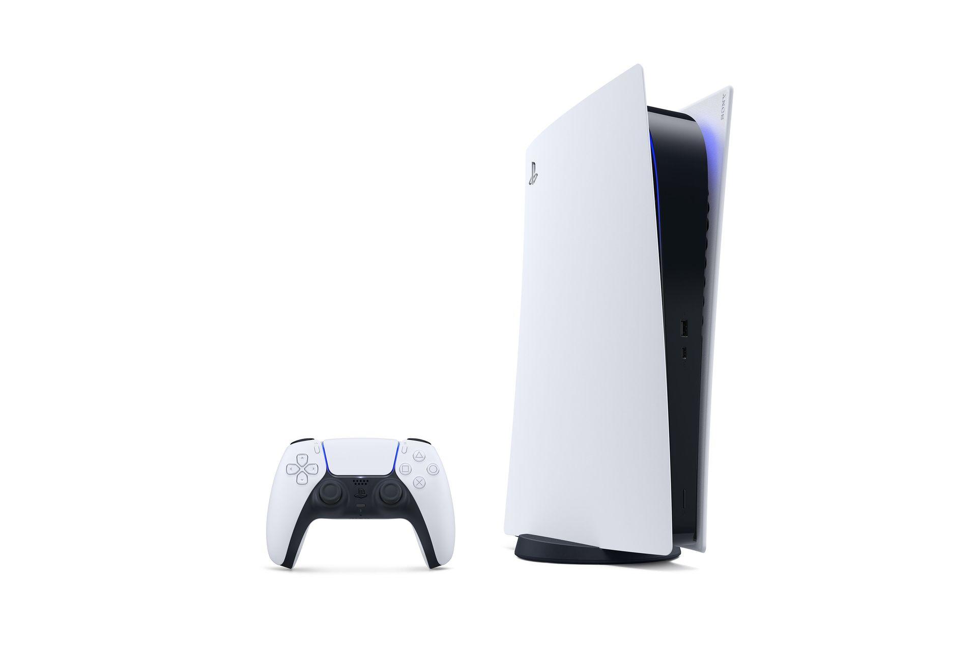 PS5デジタルエディション