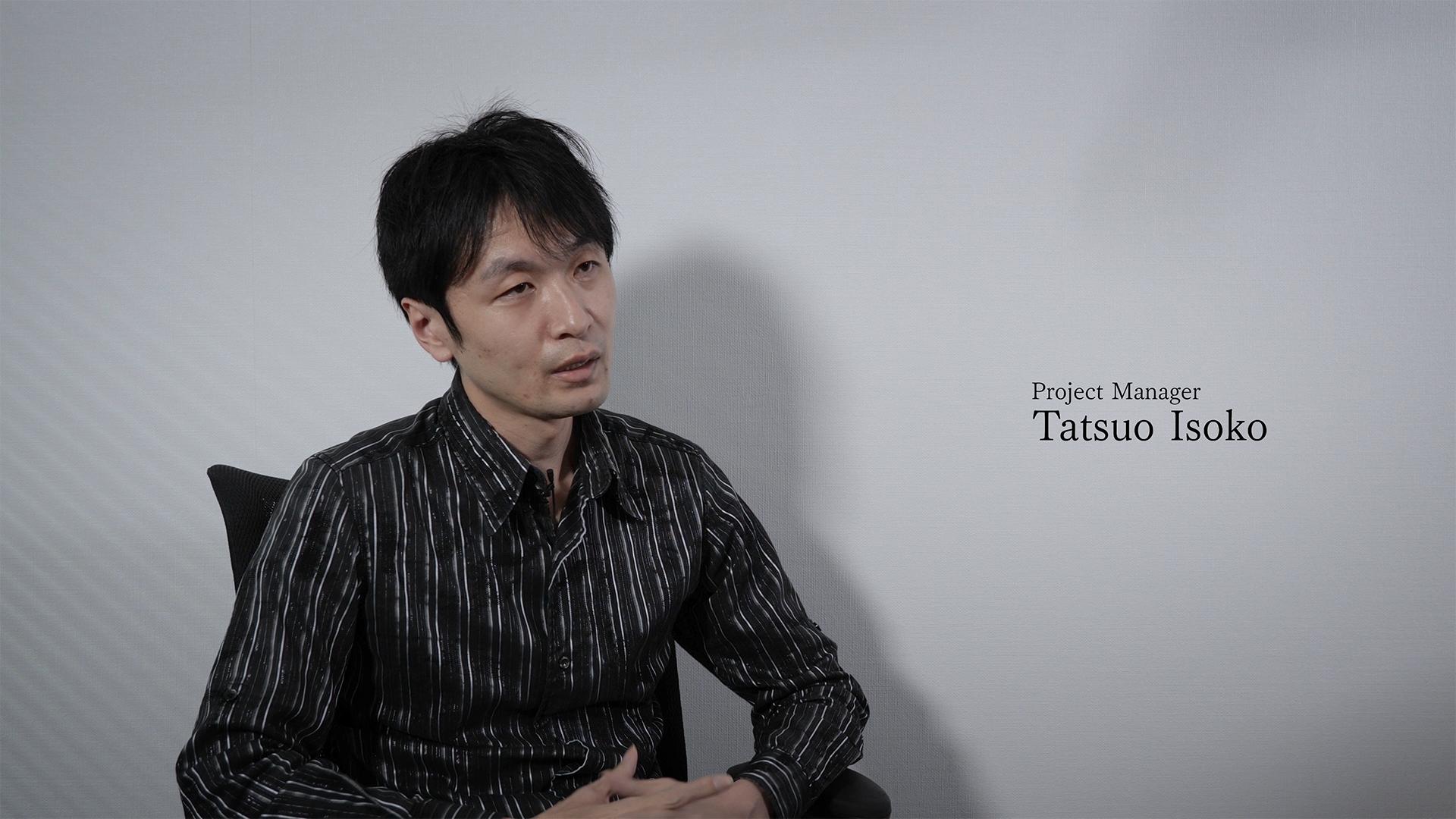 「バイオハザード ヴィレッジ」プロジェクトマネージャー 礒好 建雄氏