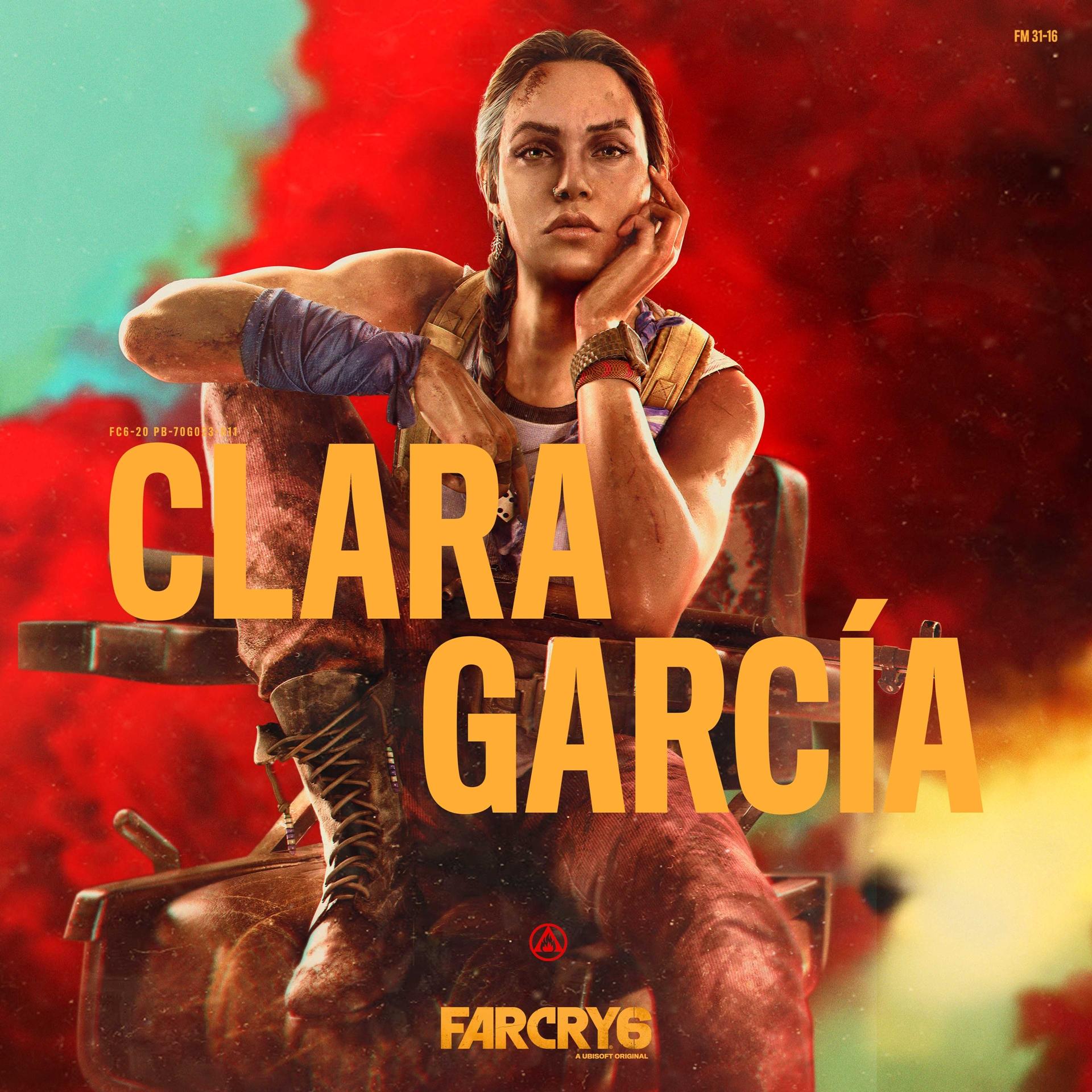 クララ・ガルシア