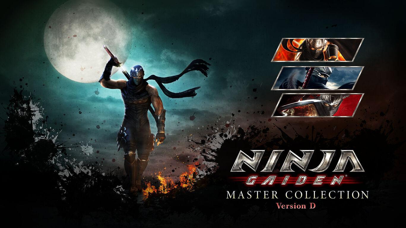 「NINJA GAIDEN: マスターコレクション Version D」