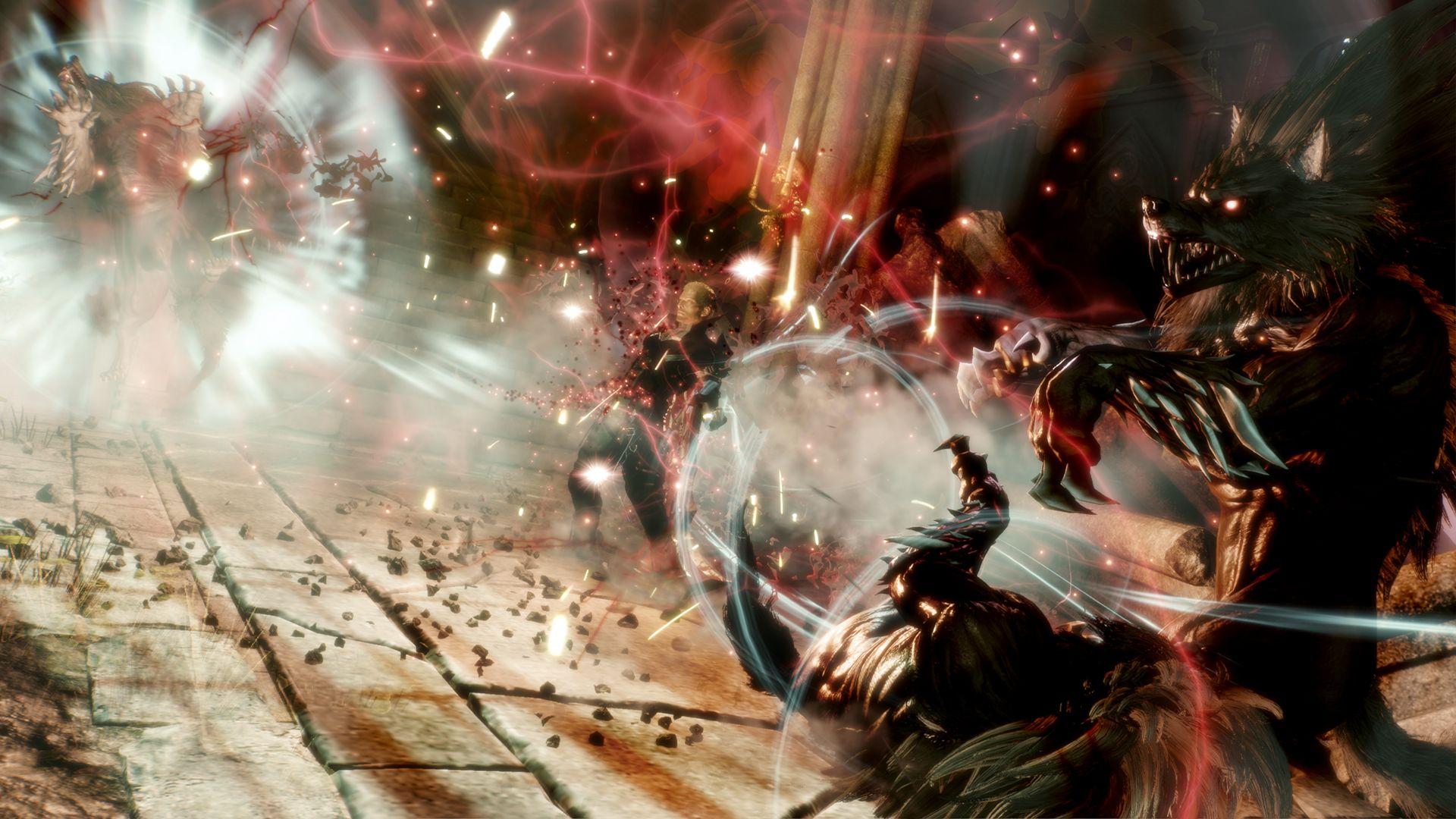 「ライトブリンガー」はMPを犠牲に、一時的にジャックを強化できる。敵をブレイクさせやすくする効果に加え、発動時に敵を吹きとばす