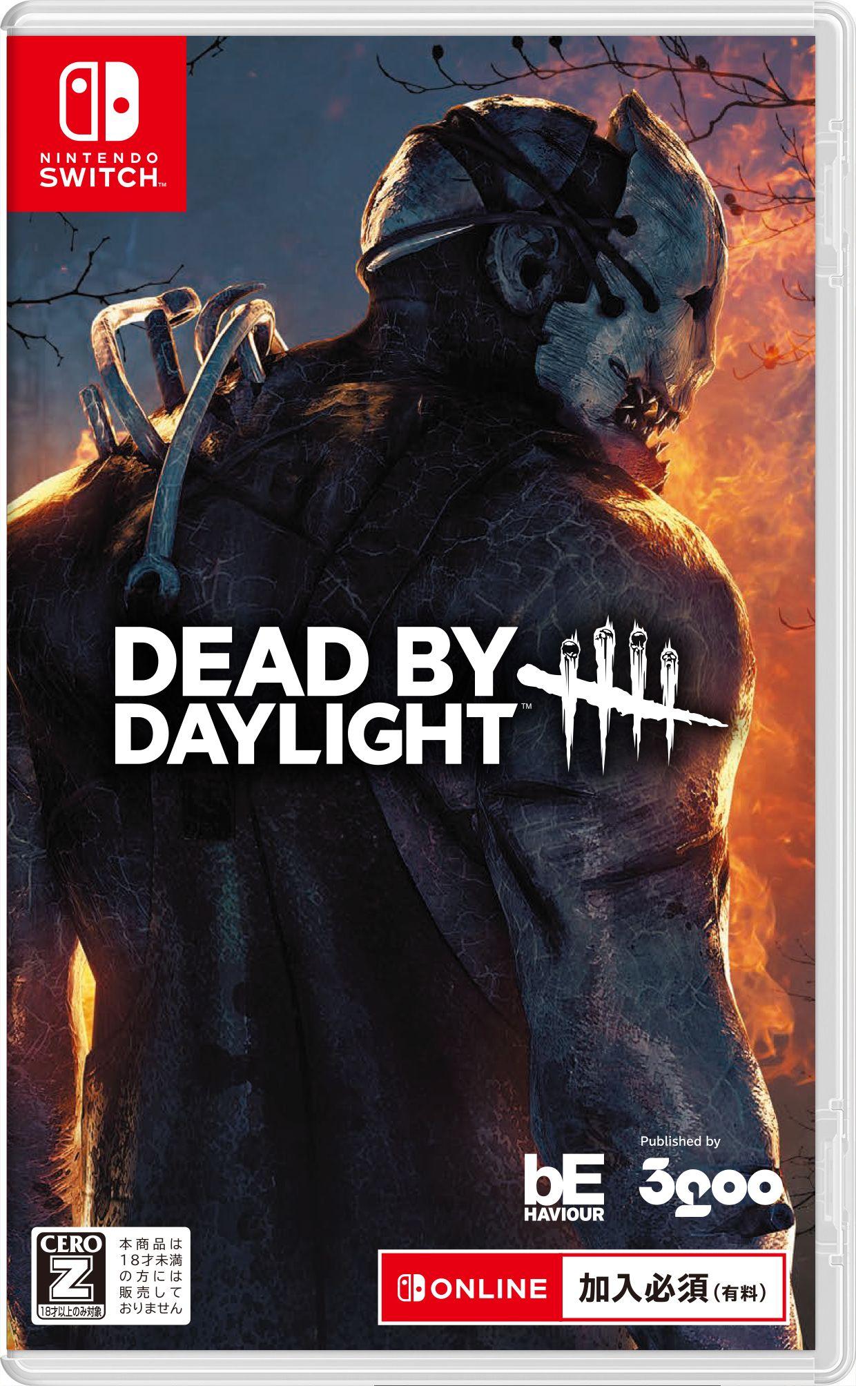 Nintendo Switch版「Dead by Daylight 公式日本版」