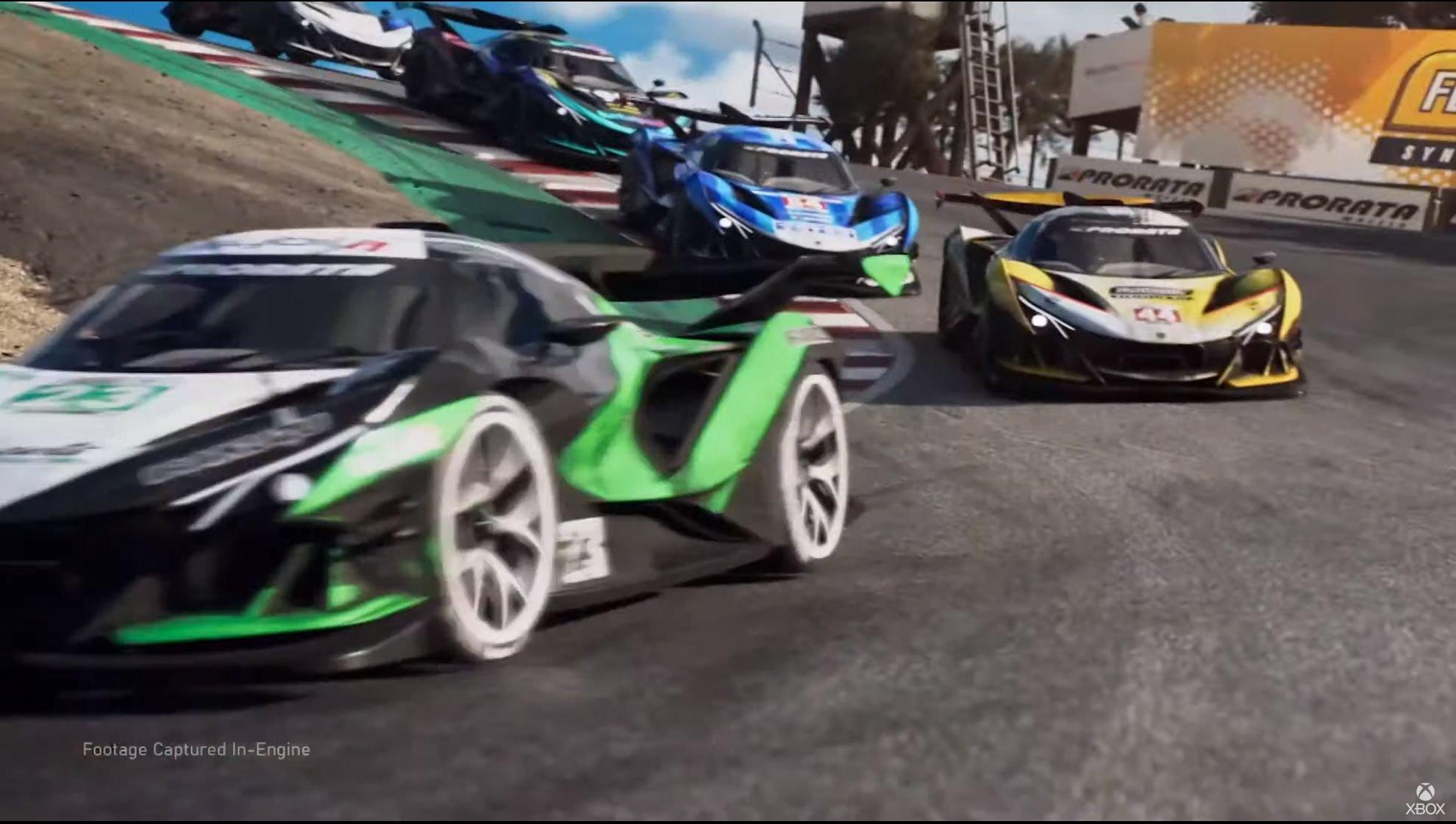 今年は発表が見送られた「Forza Motorsport」。2年ペースで新作をリリースしてきた「Forza Motorsport」シリーズだが、2017年の「7」以来、4年以上間が空くことになる