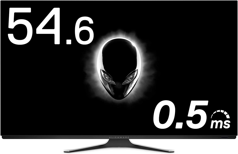 ALIENWARE 有機EL 4Kゲーミングモニター 54.6インチ AW5520QF