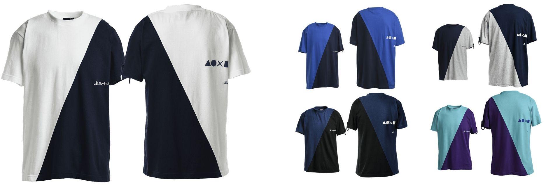 リメイク加工 TシャツA / PlayStation