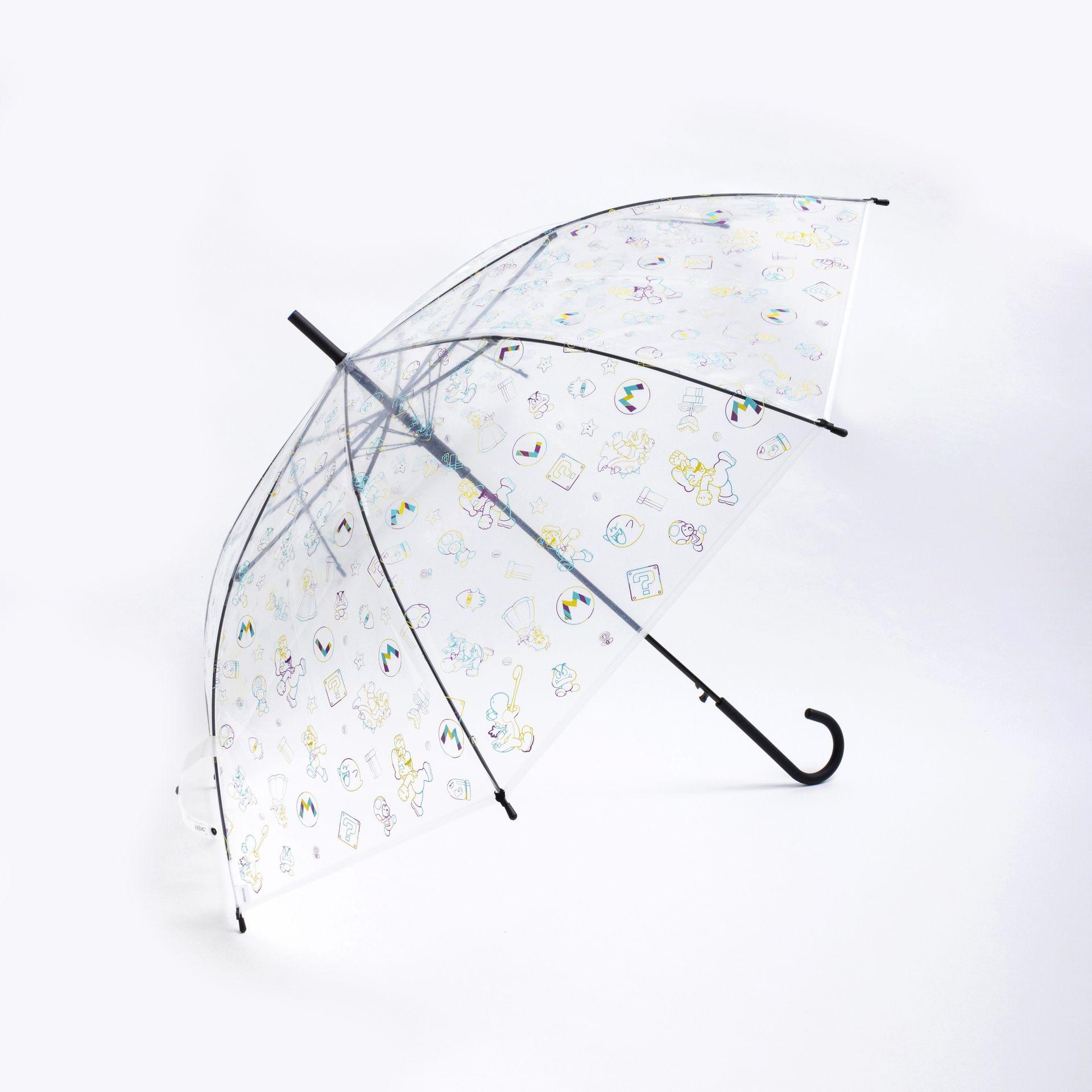 ネオンカラーで雨の日も楽しい気持ちに!