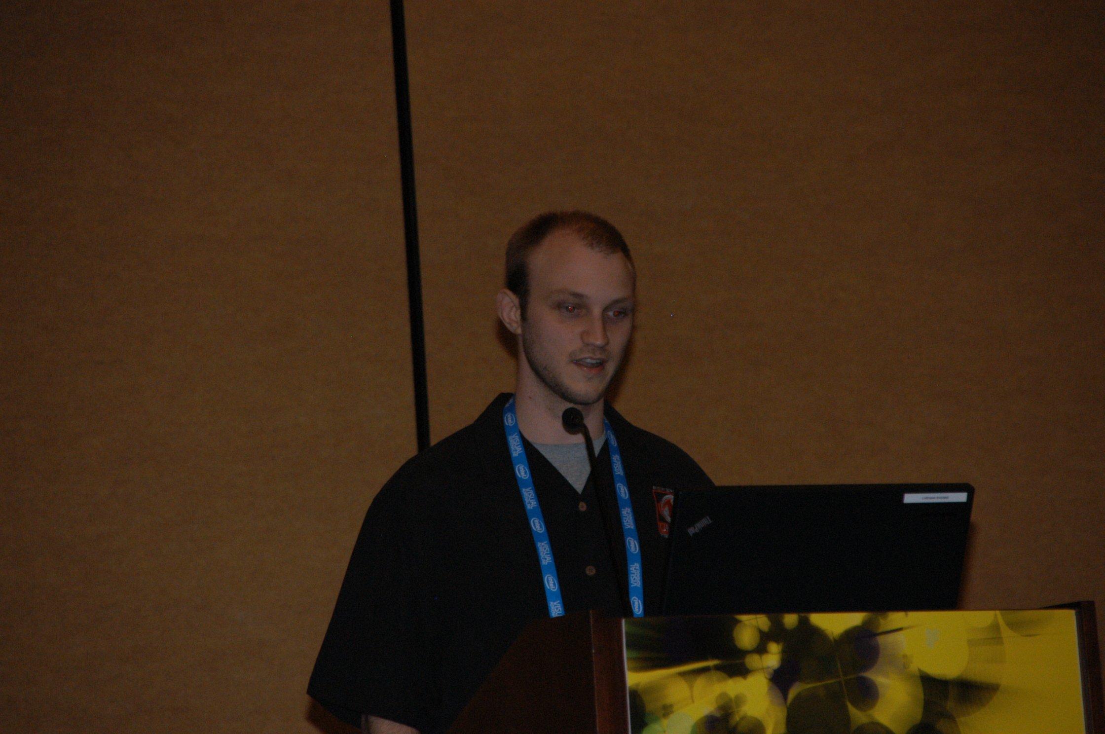 「GoW2」におけるレンダリングテクニックについて語ったDaniel Wright氏(Epic Games,Engine Programmer)
