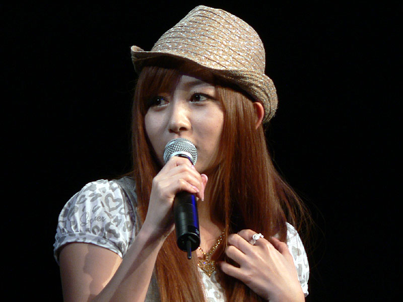 ボイスキャストとして出演が決まっている、声優の落合祐里香さん