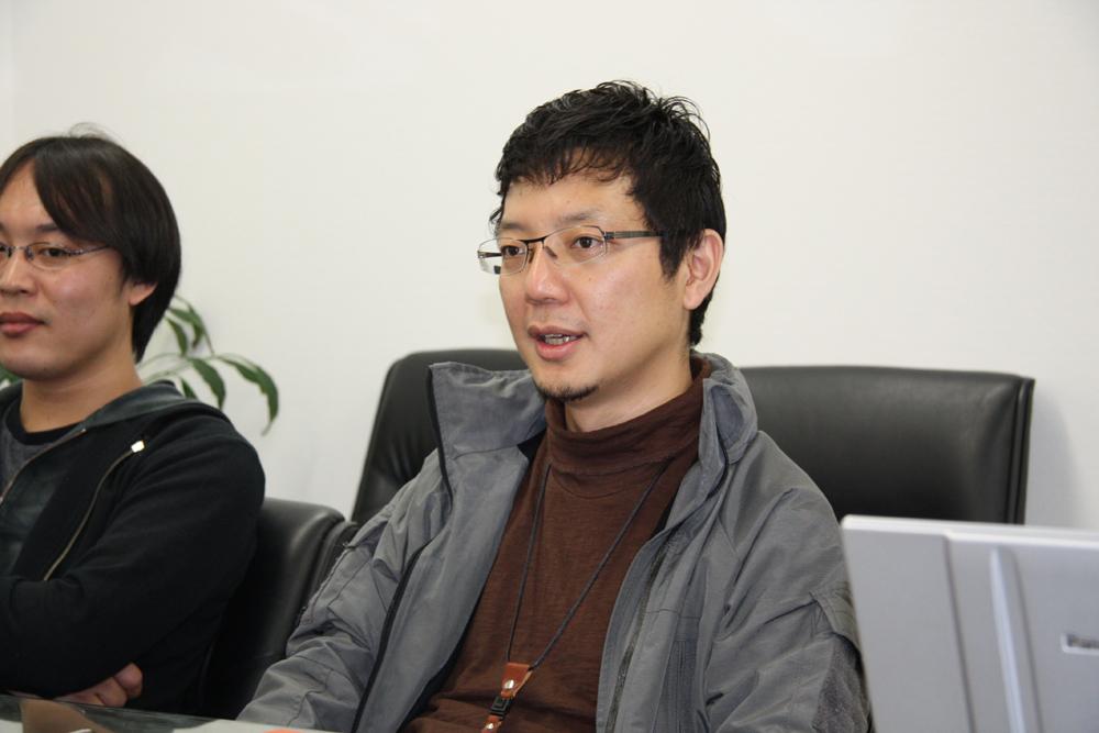 カプコン「バイオハザード5」プロデューサー竹内潤氏