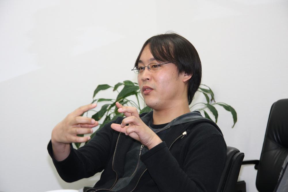 カプコン技術研究室プログラマー石田智史氏