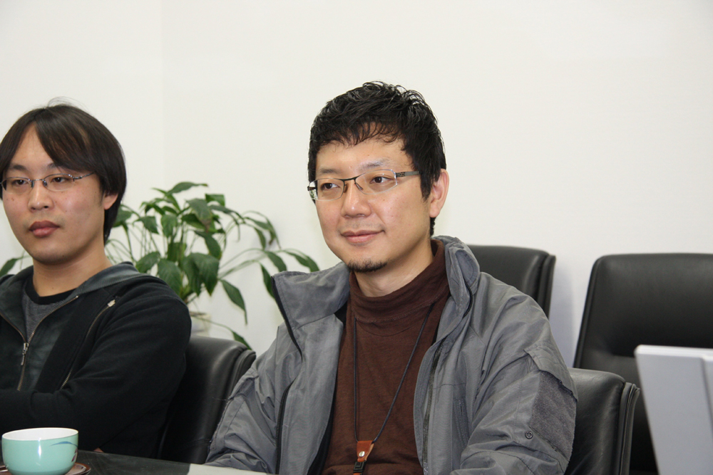 PCプラットフォームは今後もサポートを公言する竹内氏