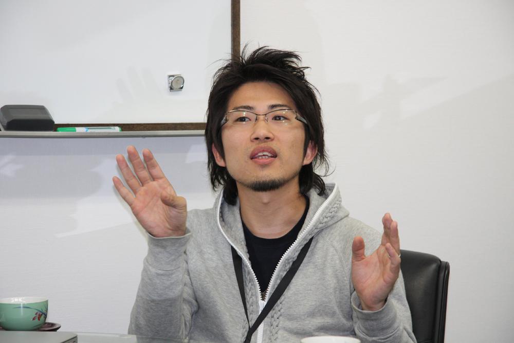 カプコン第二グラフィック制作室デザイナー平林良章氏