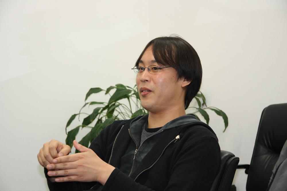 MTFWプロジェクトでは基本設計の舵取りをするアーキテクトの立場を務めている石田氏