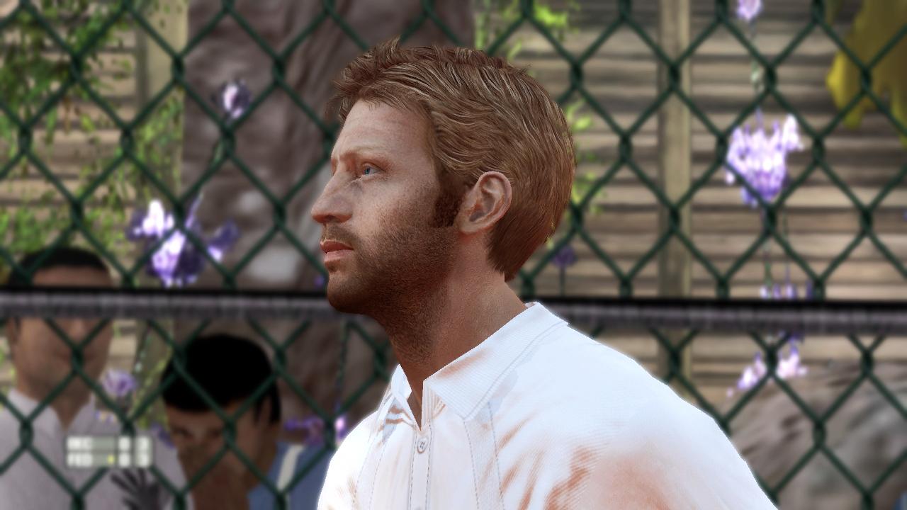 プレイステーション 3とXbox 360では、ゲーム中のキャラクターの疲労度などを汗や顔の表情で表現。実在するテニスコートなども忠実に再現している