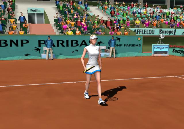 Wiiリモコンとヌンチャクを使用した直観的な操作で遊べるWii版はモーションキャプチャーによりリアルな動きを再現