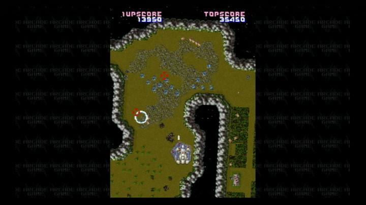 リフトゾーンに乗って大ジャンプしている間に、敵の集団を狙ってグレネード弾をできる限り連射する。旋回しながら連射すれば、そのぶん広範囲に攻撃できる