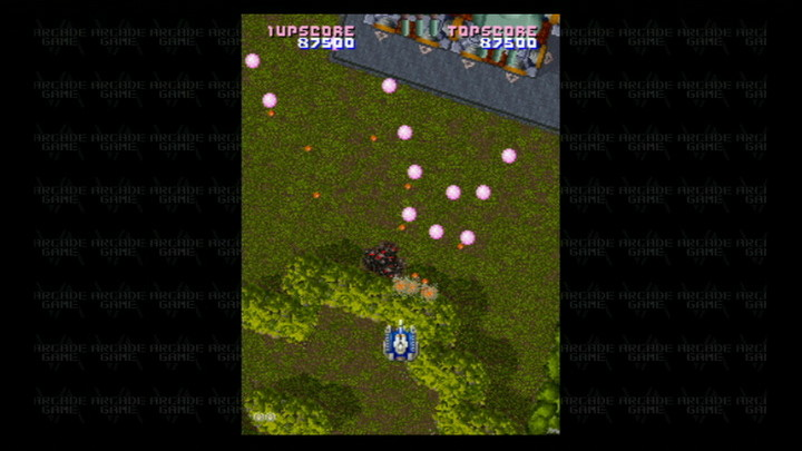 ゲートを守る砲台の数が多いと、敵弾を回避することがかなり難しくなる。障害物で敵弾を防ぐことができるポイントは、確実に覚えて利用しよう